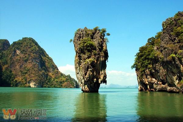 穷游泰国普吉岛 皮皮岛