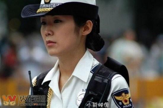 各国女警英姿大比拼
