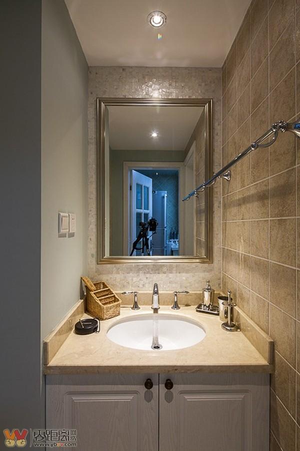 宜宾85平米房屋二室一厅小户型美式简约客厅装修效果图