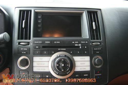 售英菲尼迪fx35超越版越野车高清图片